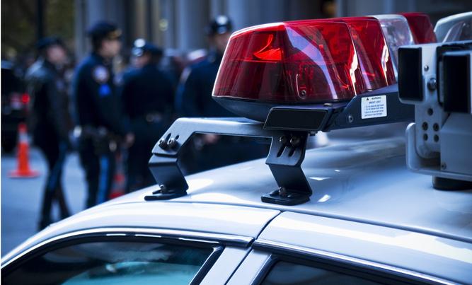 criminal defense police car